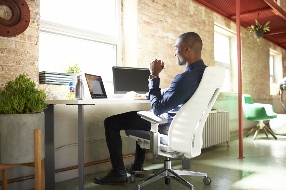 Der perfekte Bürostuhl – ergonomisch & dynamisch