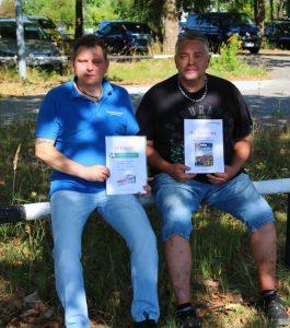 """2. Platz: Rewe Gutschein 500 Euro, Team """"Die Ourewäller"""""""