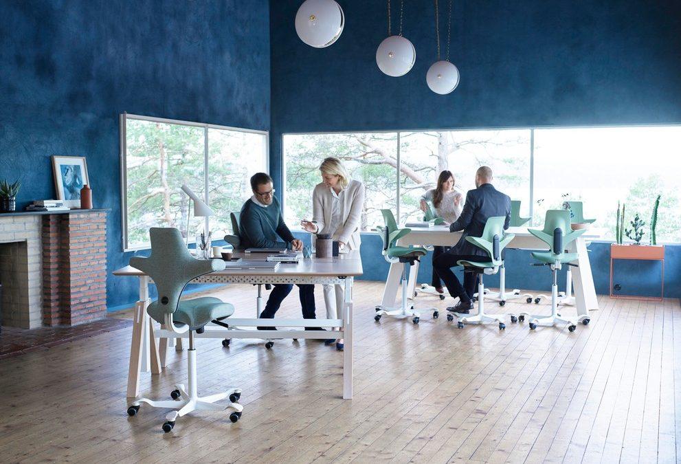 In nur wenigen Schritten zum top-motivierten Team – dank der perfekten Bürogestaltung