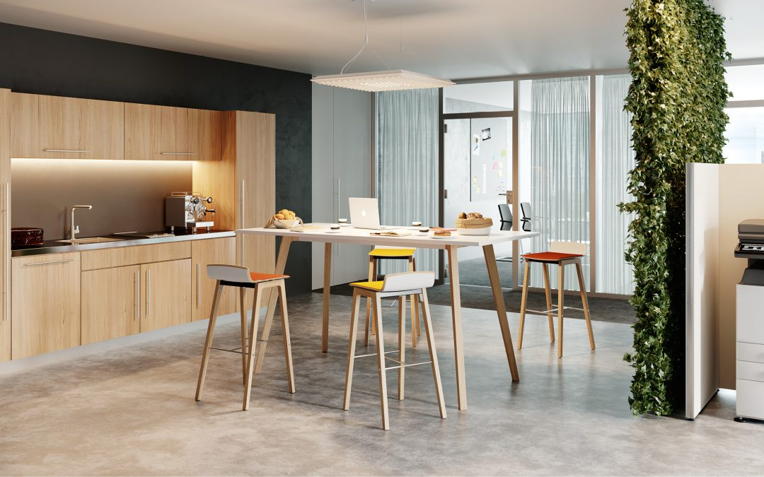 Büro Küche | So Verwirklichen Sie Den Traum Von Der Idealen Burokuche