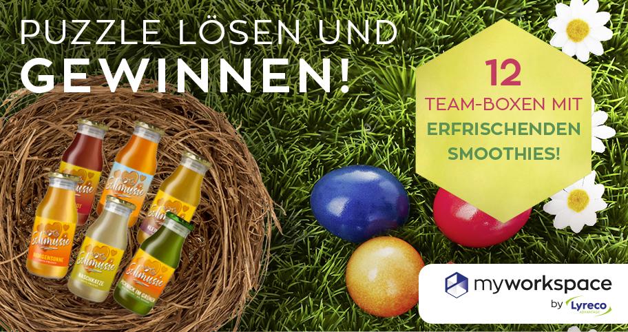 Jetzt mitmachen und gewinnen bei unserem Oster-Gewinnspiel!