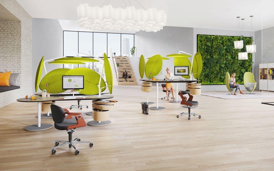 Innovatives Tischsystem Mehr Als Nur Ein Schreibtisch